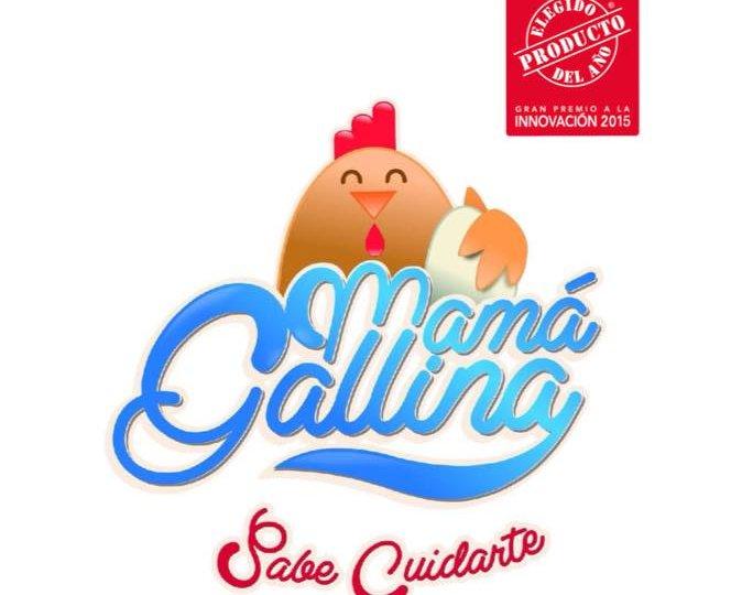 Mamá Gallina Producto del Año 2015